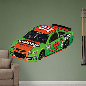 Danica Patrick Go Daddy Car Fathead Wall Decal